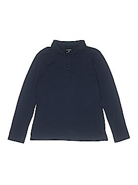 George Long Sleeve Polo Size 7 - 9