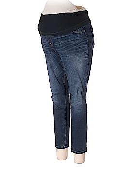 Liz Lange Maternity for Target Jeans Size L (Maternity)