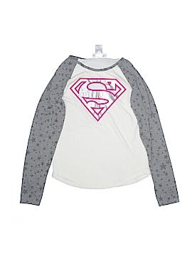 Super Girl Long Sleeve T-Shirt Size 14 - 16