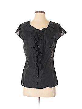 Esprit Short Sleeve Button-Down Shirt Size S