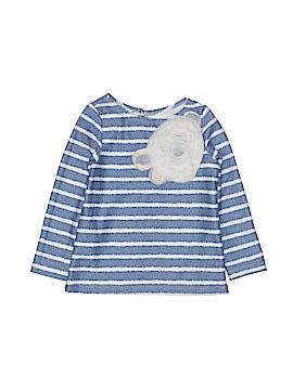 Pippa & Julie Long Sleeve Blouse Size 3 mo