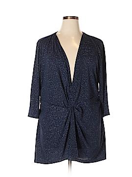 Kiyonna 3/4 Sleeve Top Size 3 (Plus)