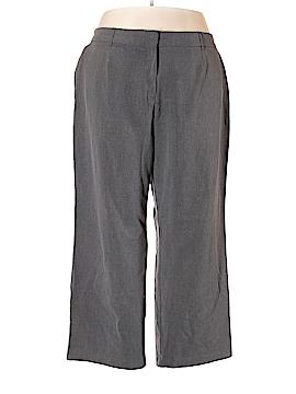 Briggs New York Dress Pants Size 24 (Plus)