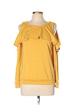 Rainbow Sweatshirt Size L