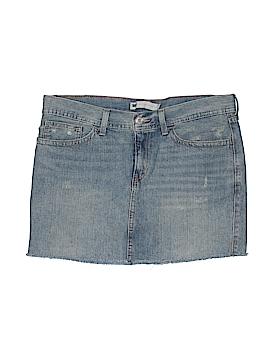 Levi's Denim Skirt Size 11