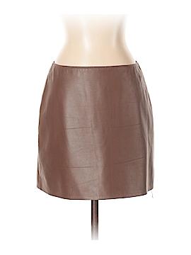 Apiece Apart Leather Skirt Size 4