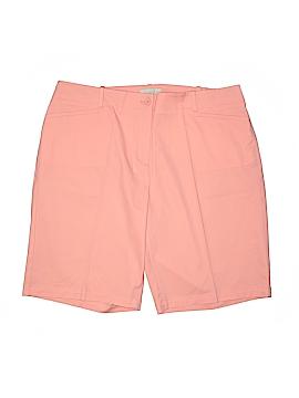 Talbots Outlet Dressy Shorts Size 20W (Plus)