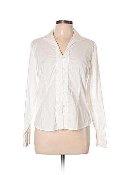 Chadwicks Long Sleeve Button-Down Shirt Size 12