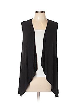 24/7 Comfort Apparel Cardigan Size L
