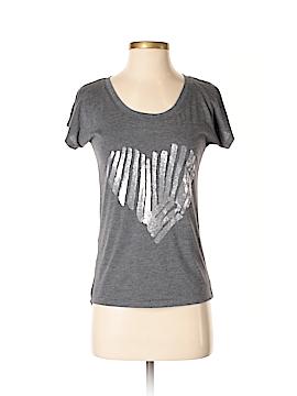 Jenni by Jennifer Moore Short Sleeve T-Shirt Size XS