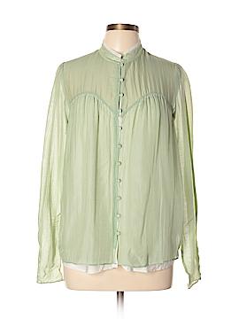 Stella McCartney Long Sleeve Blouse Size 42 (EU)