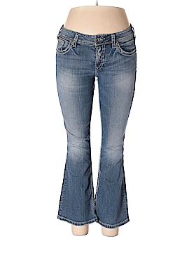 Silver Jeans Co. Jeans 33 Waist