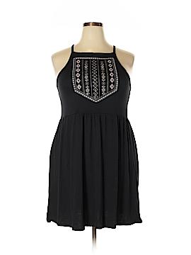 No Comment Casual Dress Size 1X (Plus)