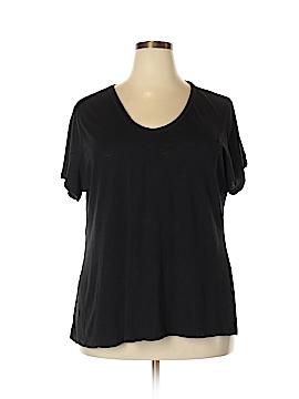 Caslon Short Sleeve Top Size 2X (Plus)