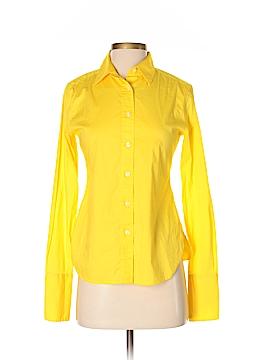 Moda International Long Sleeve Button-Down Shirt Size XS