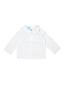 Anavini Long Sleeve Blouse Size 24 mo