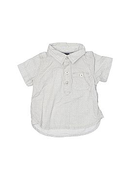 Baby Gap Short Sleeve Button-Down Shirt Size 3-6 mo