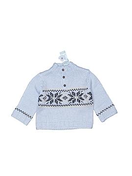 Jacadi Wool Pullover Sweater Size 12 mo