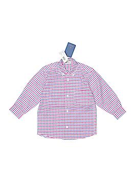 Pineiro Young Collection Long Sleeve Button-Down Shirt Size 3