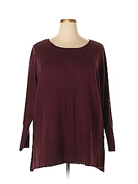 Worthington Pullover Sweater Size 2X (Plus)