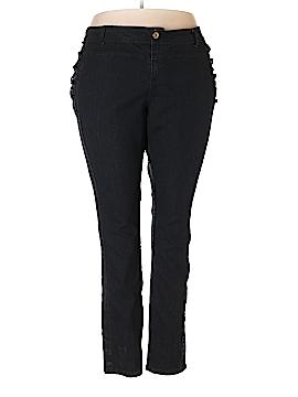 Dereon Jeans Size 24 (Plus)