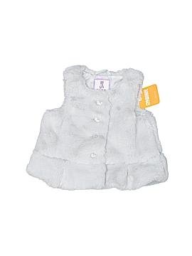Gymboree Faux Fur Vest Size 12-18 mo