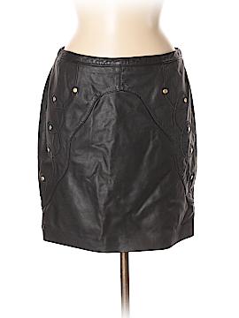 Leifsdottir Leather Skirt Size 4