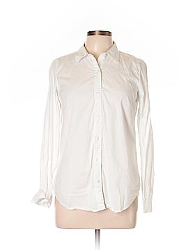 Zac & Rachel Long Sleeve Button-Down Shirt Size M