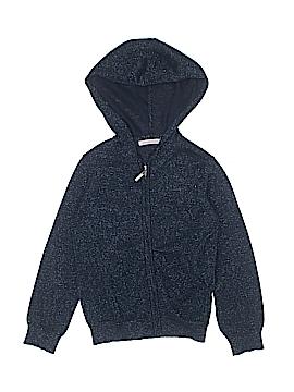 Monoprix Zip Up Hoodie Size 5