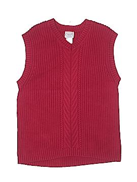 Talbots Kids Sweater Vest Size 12