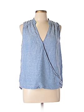 INC International Concepts Sleeveless Blouse Size 12
