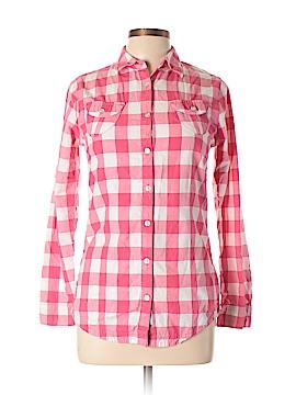Adidas Long Sleeve Button-Down Shirt Size L