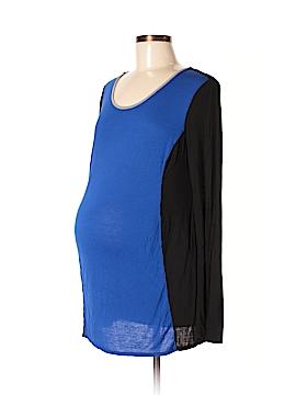 Liz Lange Maternity Long Sleeve Top Size M (Maternity)