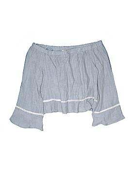 June & Hudson Long Sleeve Blouse Size 1