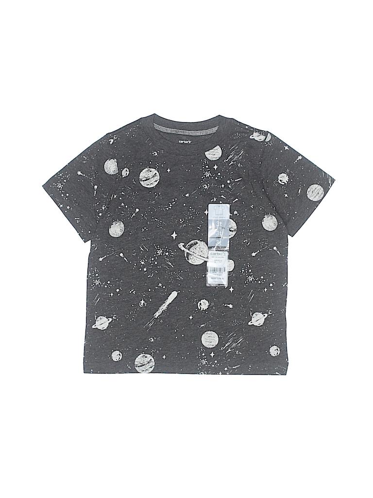 Carter's Boys Short Sleeve T-Shirt Size 3T