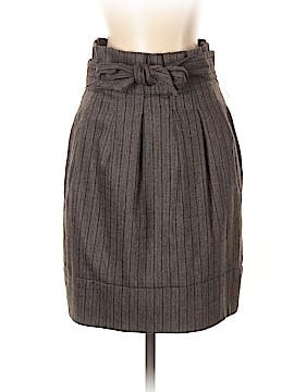 BCBGMAXAZRIA Wool Skirt Size 2