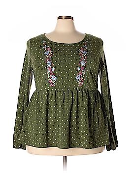 Matilda Jane Long Sleeve Top Size XXL