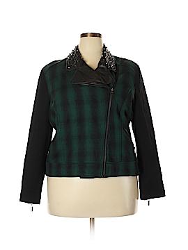 MYNT 1792 Wool Coat Size 2X (Plus)