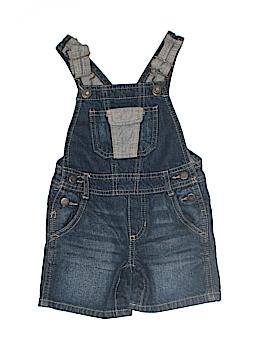 Genuine Kids from Oshkosh Overall Shorts Size 12 mo