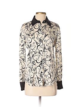 Catherine Malandrino for DesigNation Long Sleeve Blouse Size XS