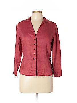 AK Anne Klein Long Sleeve Blouse Size 10