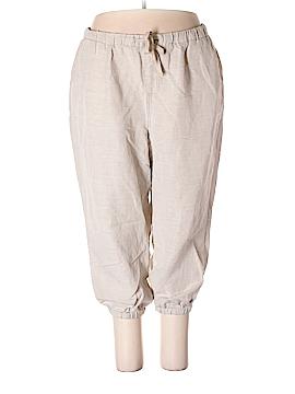 Lane Bryant Linen Pants Size 22 - 24 Plus (Plus)