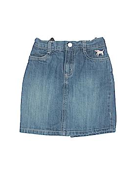 Gymboree Outlet Denim Skirt Size 7