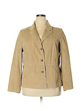 St. John's Bay Blazer Size 2X (Plus)