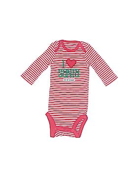 Precious Firsts Long Sleeve Onesie Newborn