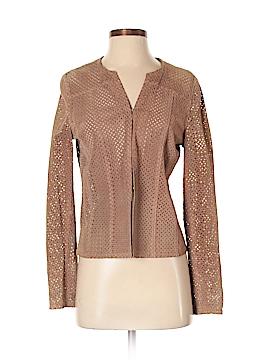 Co & Eddy Leather Jacket Size S