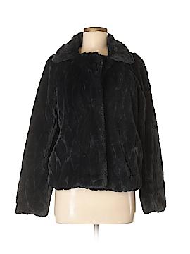 5/48 Faux Fur Jacket Size M
