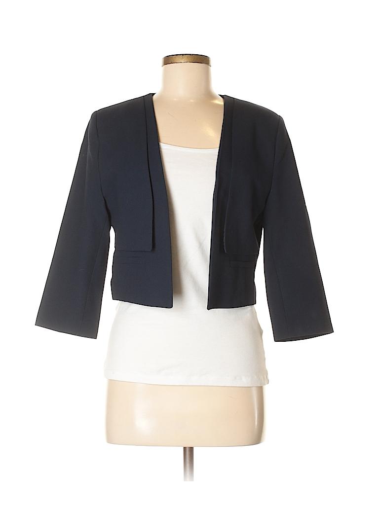 91daadf0fbcb7a Orsay Solid Navy Blue Blazer Size 40 (EU) - 66% off | thredUP