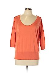Robert Rodriguez Women Silk Pullover Sweater Size L