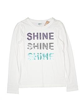Crazy 8 Long Sleeve T-Shirt Size 14